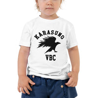 Karasuno High Volleyball Club VBC Haikyuu Short Sleeve Toddler Tee - Geeks Pride