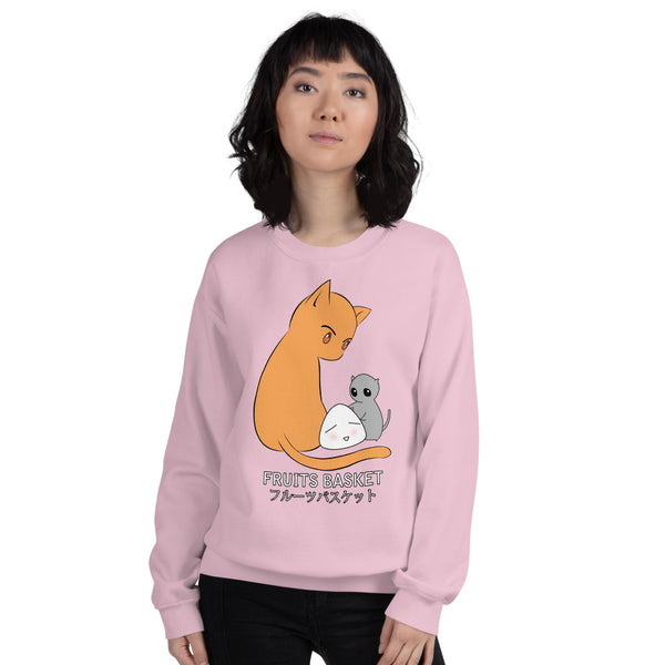 Fruits Basket English Unisex Sweatshirt - Geeks Pride
