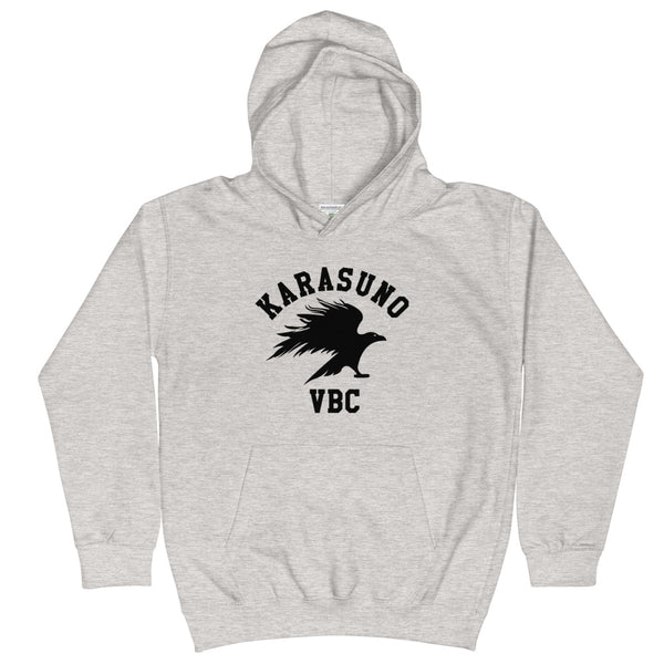 Karasuno High Volleyball Club VBC Haikyuu Kids Hoodie - Geeks Pride