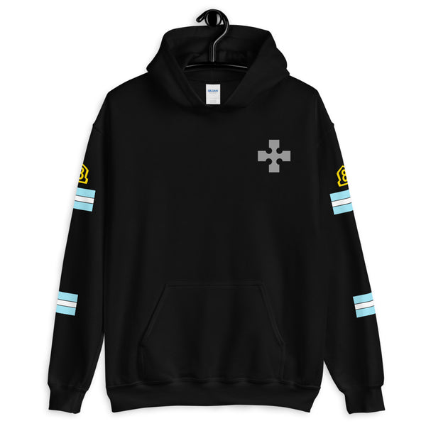 Special Fire Force Company 8 Unisex Pullover Hoodie - Geeks Pride