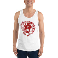 Escanor Lion's Sin of Pride Symbol Unisex Tank Top - Geeks Pride
