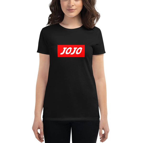 JOJO Red Box Women's short sleeve t-shirt - Geeks Pride