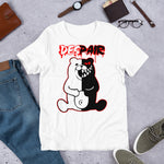 Despair Monokuma Danganronpa Short-Sleeve Unisex T-Shirt - Geeks Pride