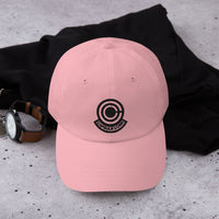 Capsule Corporation Dad hat - Geeks Pride