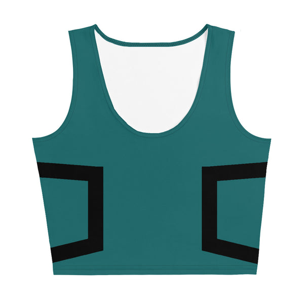Deku Crop Top
