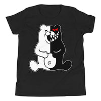 Danganronpa Monokuma Youth Short Sleeve T-Shirt - Geeks Pride