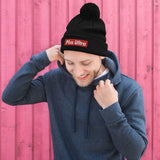Plus Ultra Red Box Pom-Pom Beanie - Geeks Pride