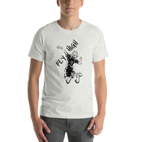 Fly High Hinata Short-Sleeve Unisex T-Shirt - Geeks Pride