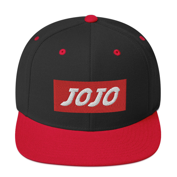 JOJO Red Box Snapback Hat - Geeks Pride