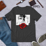 Yukihira Sōma Food Wars Short-Sleeve Unisex T-Shirt - Geeks Pride