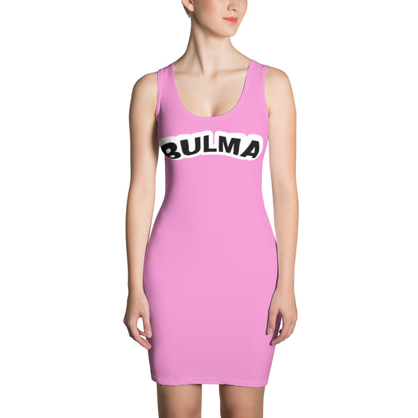 Bulma Sublimation Cut & Sew Dress - Geeks Pride