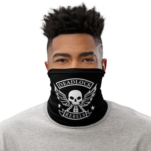 Deadlock Rebels Gang Neck Gaiter