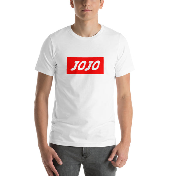 JOJO Red Box Short-Sleeve Unisex T-Shirt - Geeks Pride