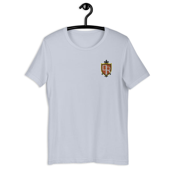 OR Crest Embroidery Short-Sleeve Unisex T-Shirt