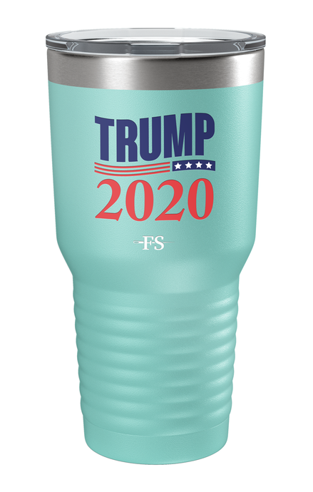 Trump 2020 Color Printed Tumbler