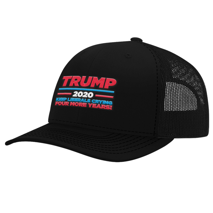 Keep Liberals Crying for Four More Years! Trump 2020 Hat