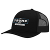 Trump 2020 No Bullshit! Hat (Blue Line)