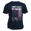 Fight Like A Warrior Tee