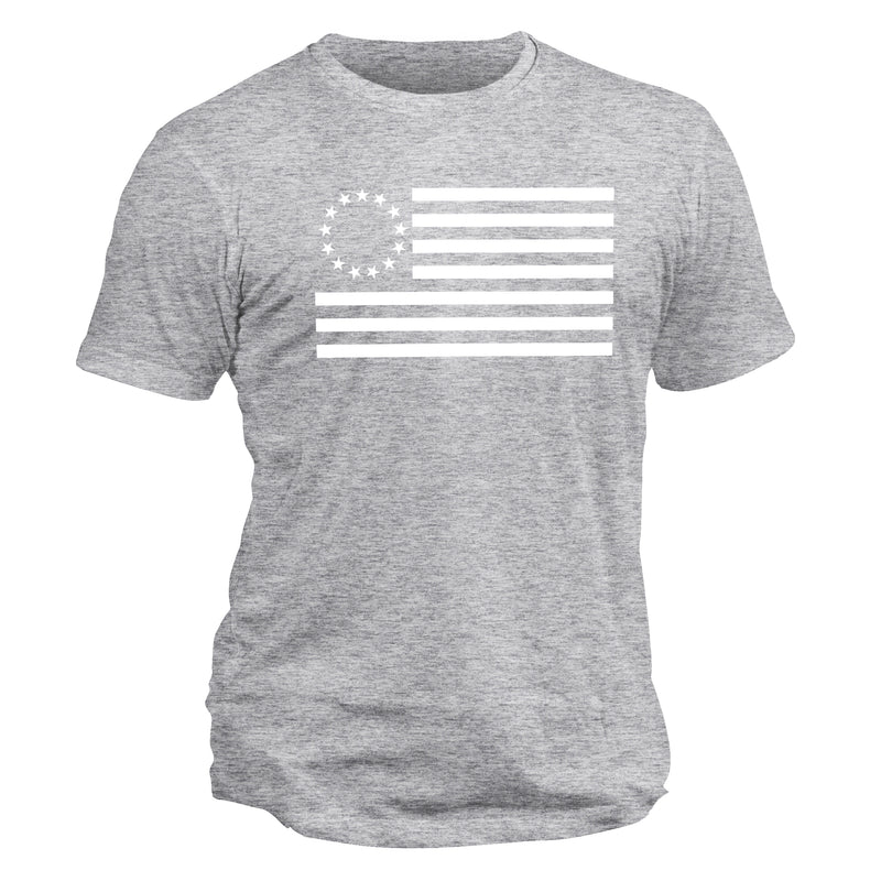 Old Betsy American Flag Tee