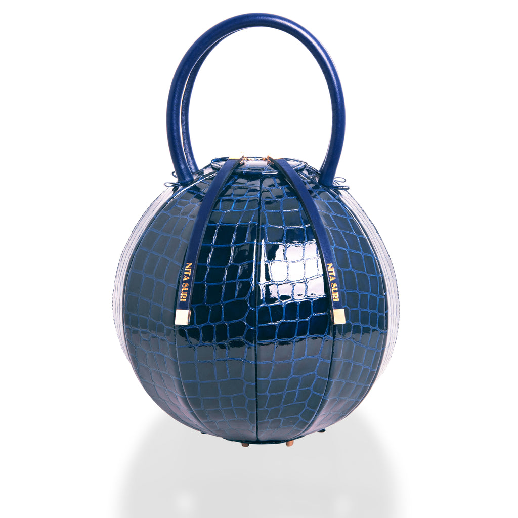 PILO Croc Collection Handbag