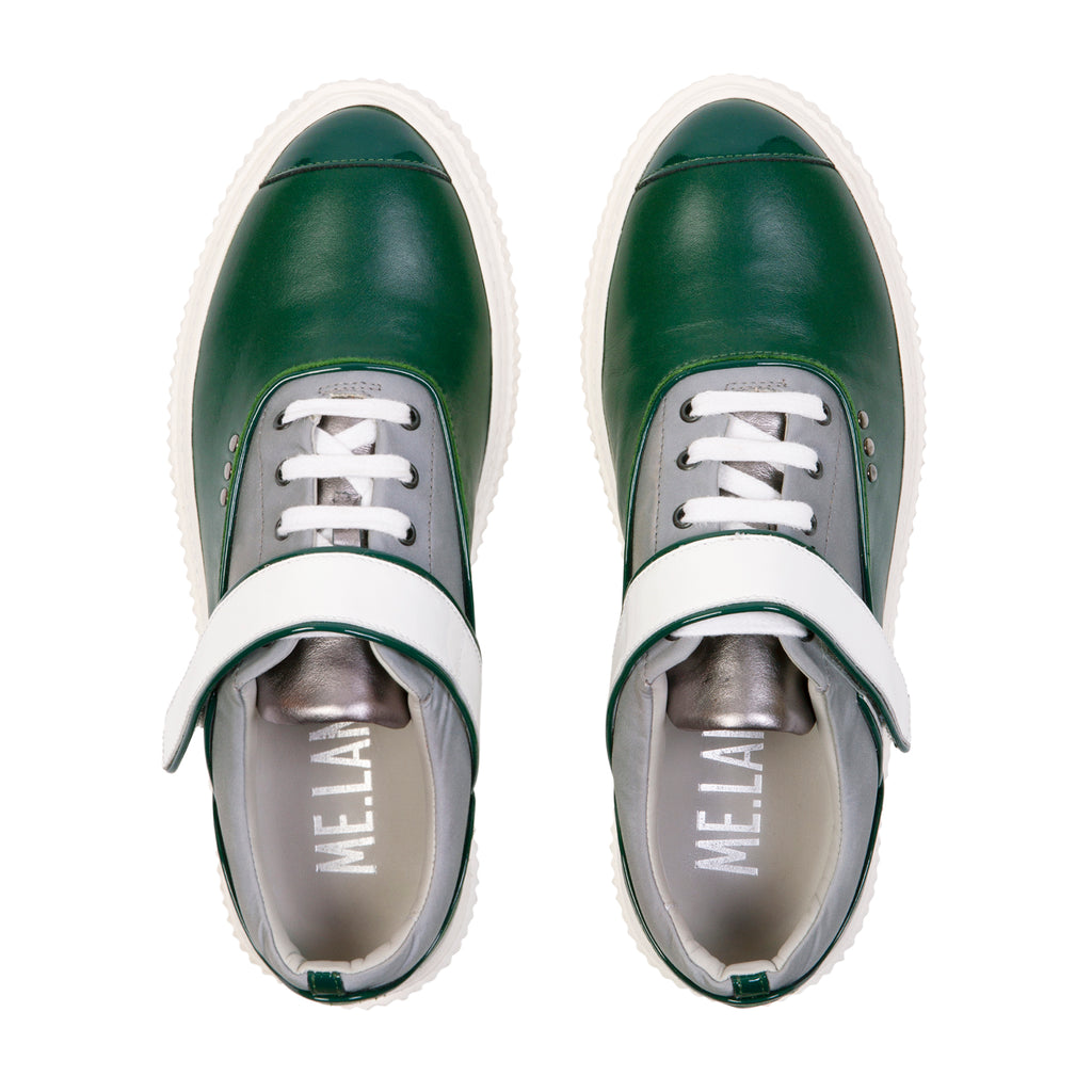 Beaker - Veau / Reflective / Vernis Shoes