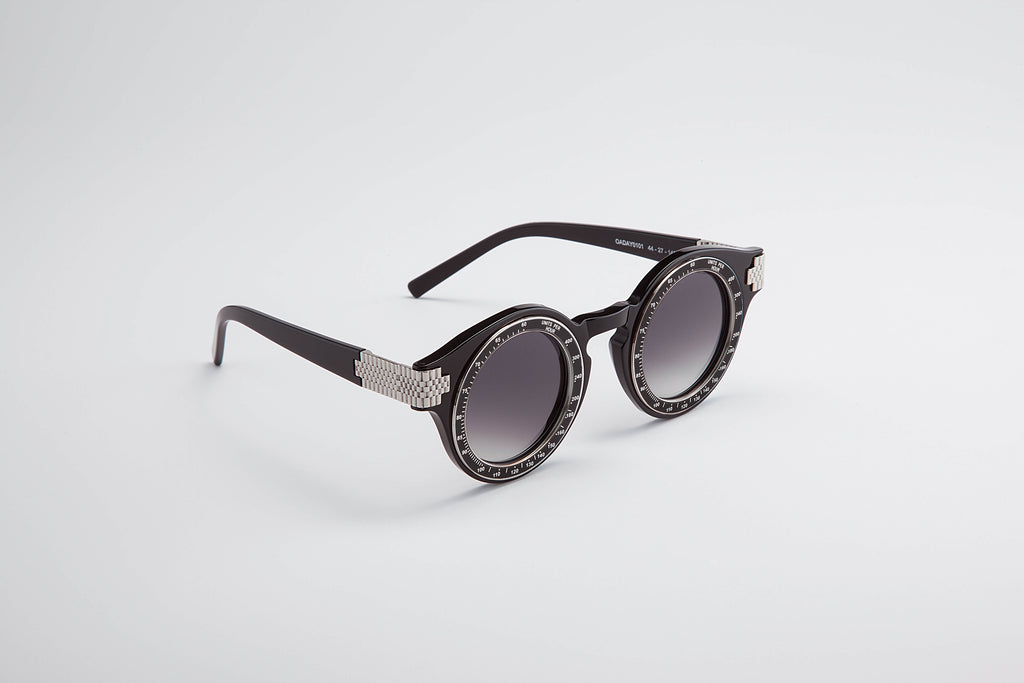 Timeshades Sunglasses Black Bezel