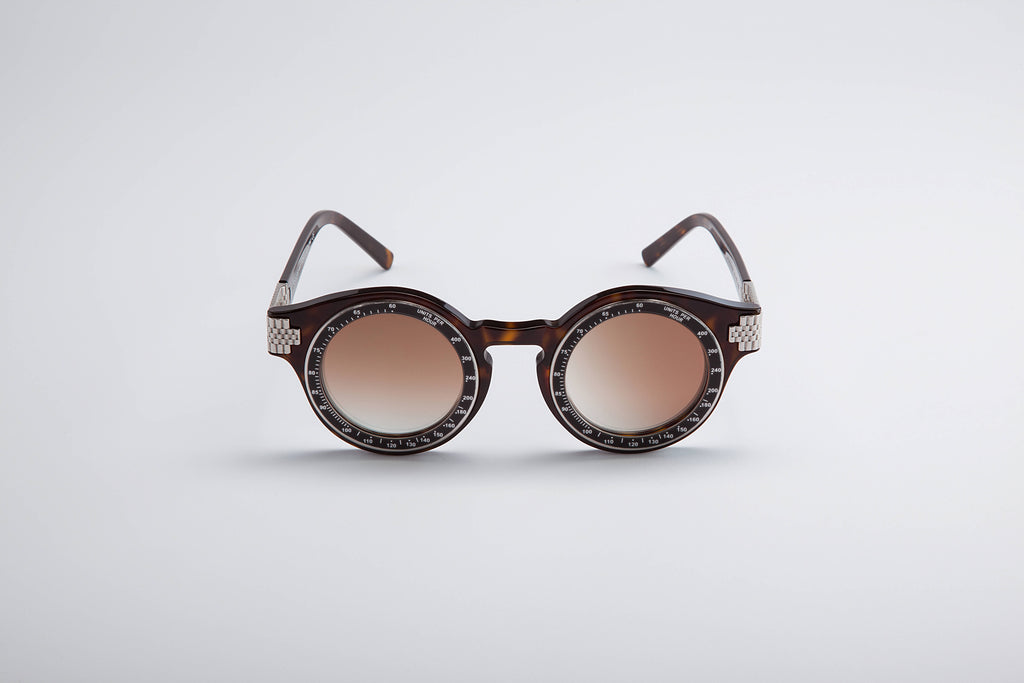 Timeshades Sunglasses Tortoise and Black