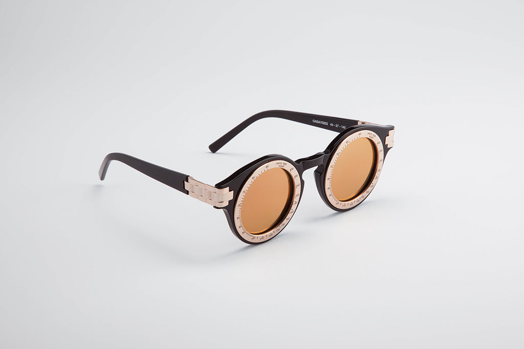 Timeshades Sunglasses Rose Gold