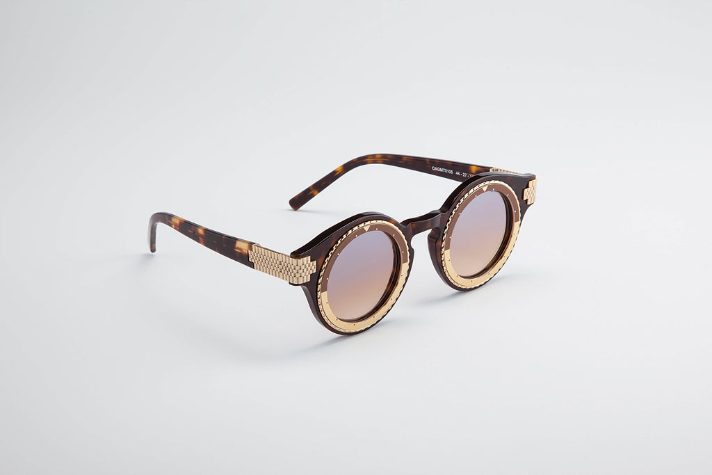 Timeshades Sunglasses Tortoise and Brown