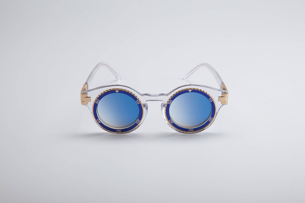 Timeshades Sunglasses Blue