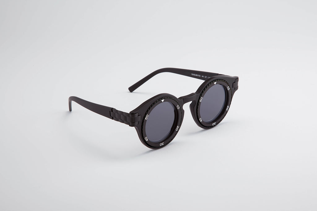 Timeshades Sunglasses Matte Black