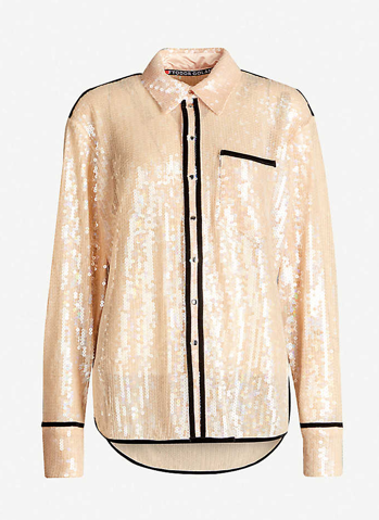 Mirage Sequin Shirt
