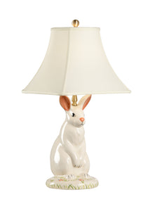 Stately Rabbit Lamp