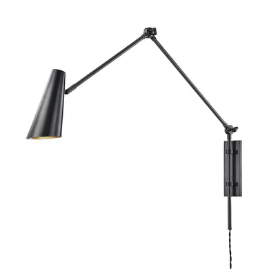 Lori Plug-In Wall Lamp