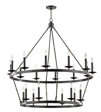 Allendale Two Tier Chandelier