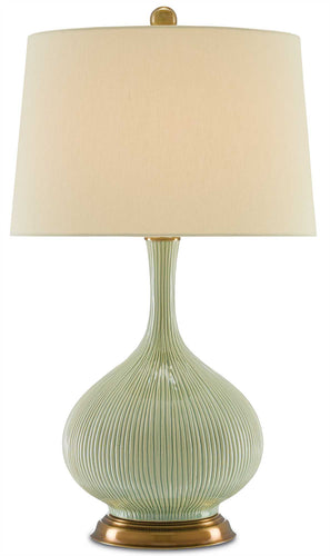 Grass Green Table Lamp