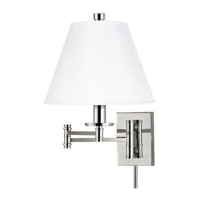 Claremont Plug-In Wall Lamp
