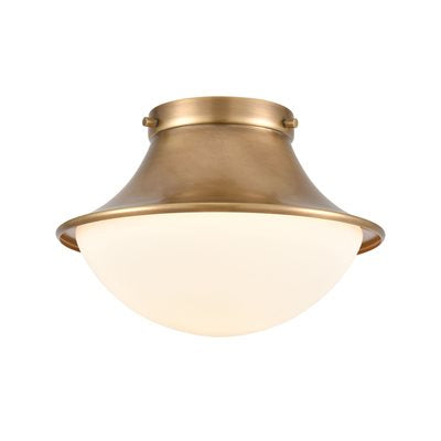Mayhorn 1 Light Flush Mount