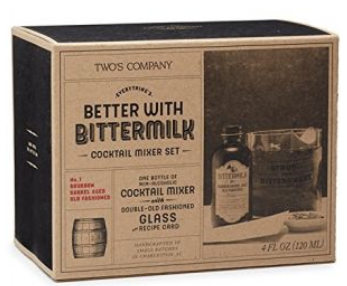 Bittermilk Cocktail Mixer