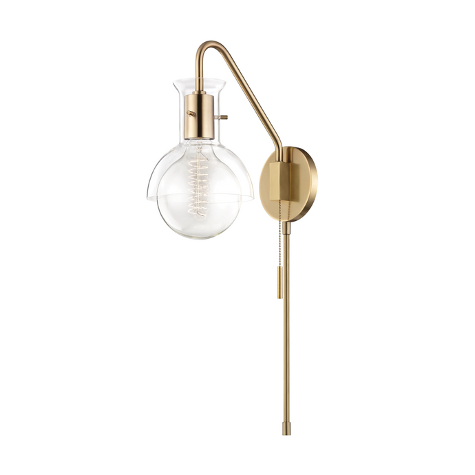 Riley Plug-in Sconce