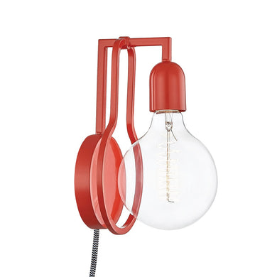 Darcie Plug-In Wall Lamp