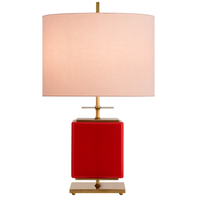 Kate Spade Table lamp in red
