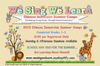 2019 We Sing We Learn Chinese Summer Camp- June