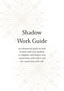 SHADOW WORK GUIDE