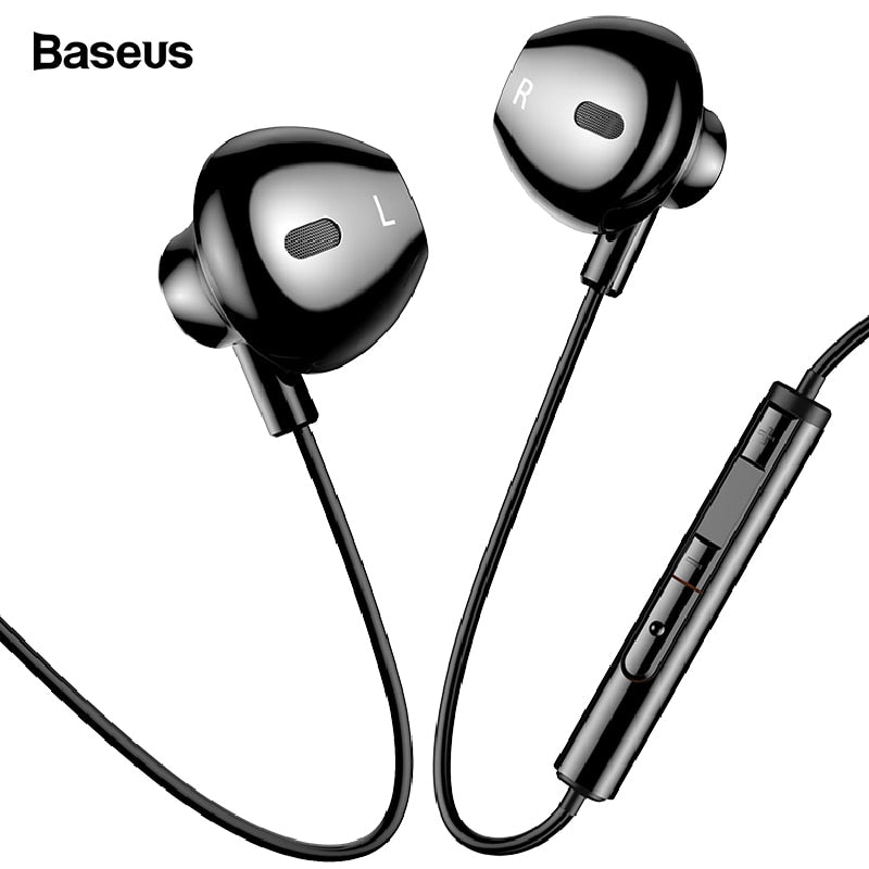 Baseus H06 In Ear Stereo Bass Earphones Headphones