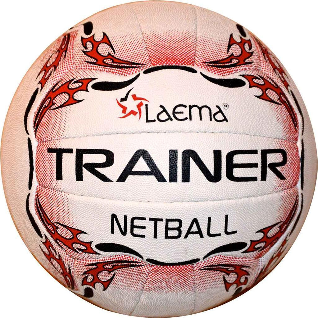 TOP Grade Match Quality NETBALL Dura PinGrip Natural Rubber Ball -TRAINER Size 5