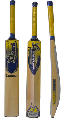 LAEMA PREMIUM PRO ENGLISH WILLOW CRICKET BAT BATSMAN EXCLUSIVE Junior Size-4