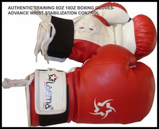 5 X 08 OZ Performance Boxing Gloves Mitts Punch Kick MMA Gym UFC- CLEARANCE