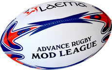 PRO NRL Hi-Tech Ultra PIN GRIP 4 PLY Rugby MOD League Match Ball -Size 4