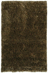 Angora Lux Bronze Wool Hand-Made Rug Home Décor Area Carpet Living & Bedroom Mat